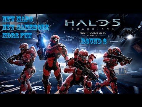 Halo 5 Loadouts Halo 5 Beta New Maps