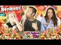 On déguste un sac de bonbons provenant des 4 coins du monde ! Confiserie TITO ! Yummy !