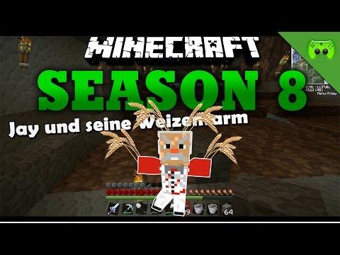 JAY UND SEINE WEIZENFARM «» Minecraft Season 8 # 121 HD