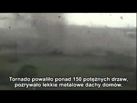 Trąba Powietrzna (Tornado).