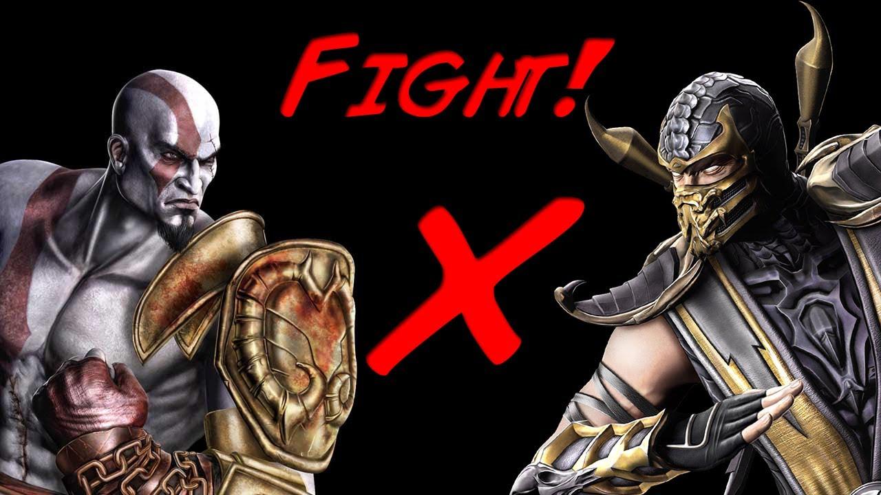 Scorpion VS Sub-Zero - Epic Mortal Kombat - YouTube