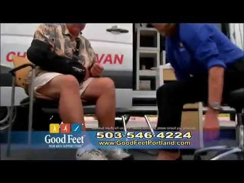 Foot Pain Relief At Good Feet Portland