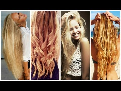 The SECRET To Grow LONG Hair FAST!!