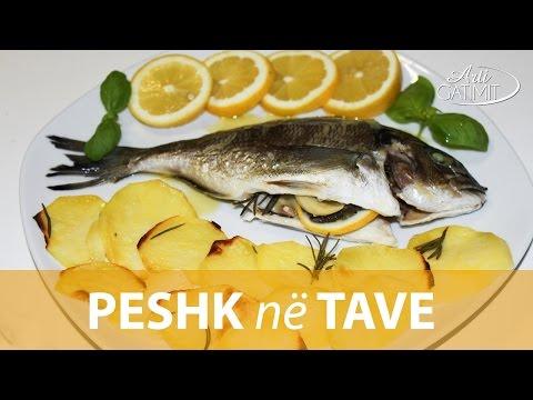 Peshk ne Tave me Patate - ArtiGatimit