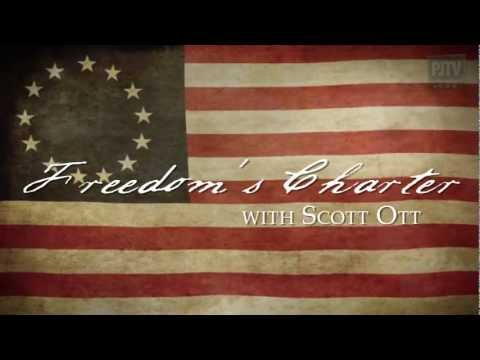 Coming Soon To PJTV: Freedom's Charter with Scott Ott