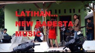 Latihan New Radesta Music Mawar di tangan Melati di pelukan voc Nenty