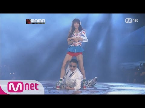 [2015 MAMA] PSY - GANGNAM STYLE (2012 MAMA, SONG OF THE YEAR) 151127 EP.4