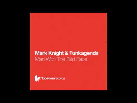 Official - Mark Knight & Funkagenda - Man With The Red Face - JFK Club Mix Video