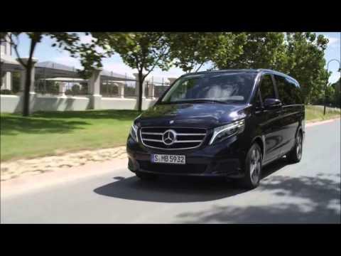 Mercedes-Benz 2015 V 250 BlueTEC