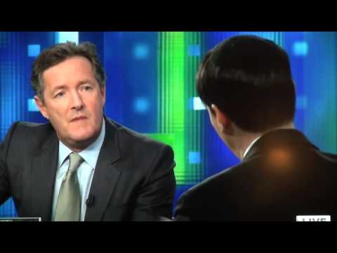 CNN's Piers Morgan Gets Owned By Ben Shapiro On Gun Control thumbnail