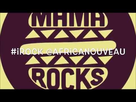 Mama Rocks #iRock Campaign @ Africa Nouveau Festival, Nairobi