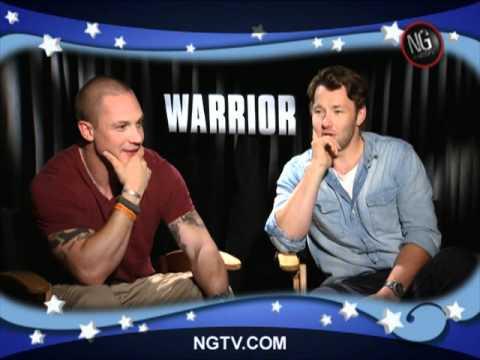 Warrior Uncensored w/ Tom Hardy, Joel Edgerton, Jennifer Morrison, Gavin O'Connor & Carrie Keagan