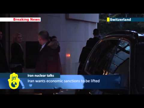 Iran Nuclear Deal: US Secretary of State John Kerry arrives in Geneva as talks reach final stages