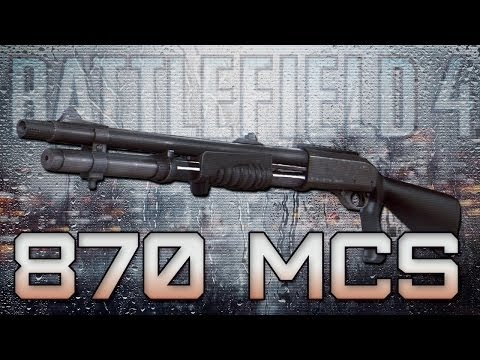 BF4 870 MCS Review