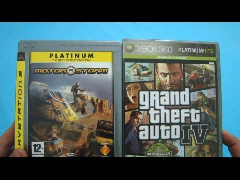 UNBOX XBox GTA IV Platinum Hits + Dicas e Informaes