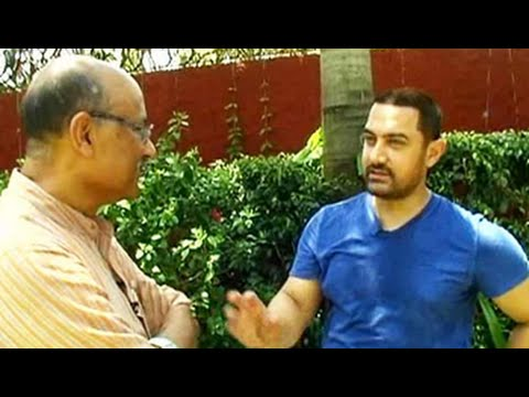 Walk The Talk with Aamir Khan