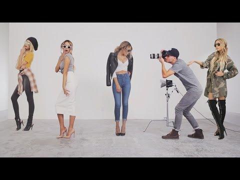 Street Style Lookbook - Desi Perkins video