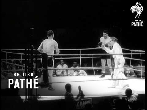 Sports News - Boxing (1956)