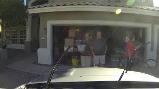 Receiving 2014 GMC Acadia Windshield, Mobile A & E Auto Glass Repair, Mesa, Arizona, GP022575