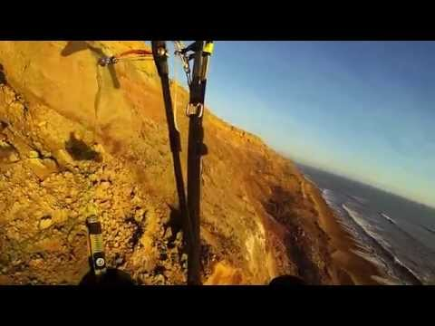 Butterfly Isle Wight Paragliding Isle of Wight Paragliding 2015