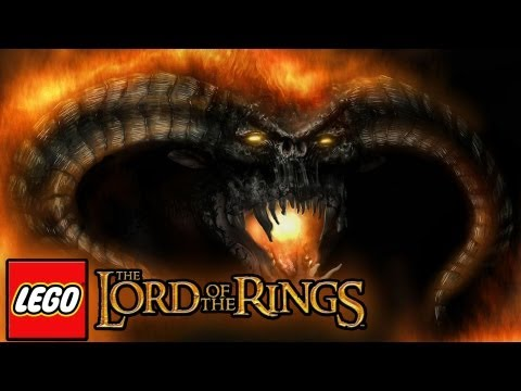 LEGO Lord of The Rings - Downloadable Characters (Both Packs)  (HD) (Gameplay)