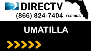 Umatilla FL DIRECTV Satellite TV Florida packages deals and offers