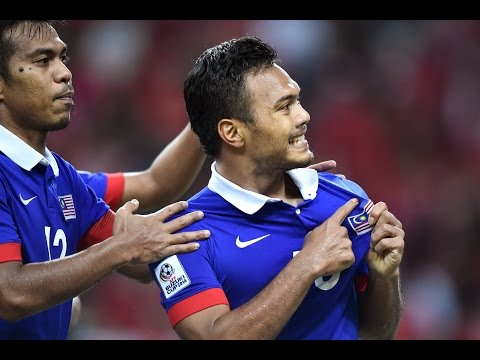 Singapore vs Malaysia: AFF Suzuki Cup 2014
