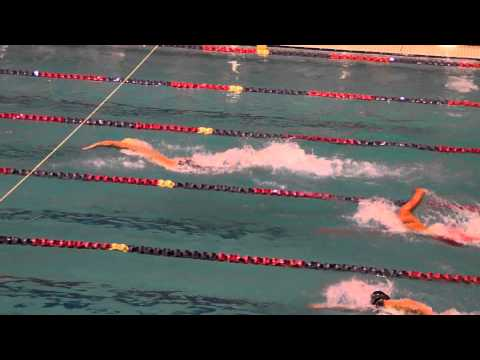 PAC 12 2013  Men's Swimming Championship, 800 Free Relay