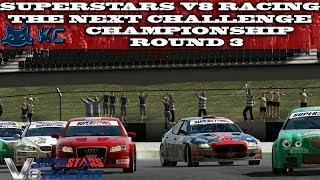 Gaming :Superstars V8 Racing The Next Challenge (PC) 🚗 Championship Round 3