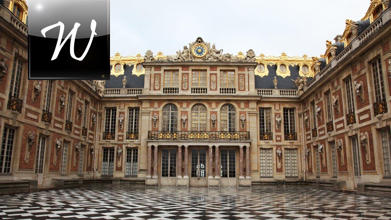 Chateau de versailles france hd youtube for Versailles paris