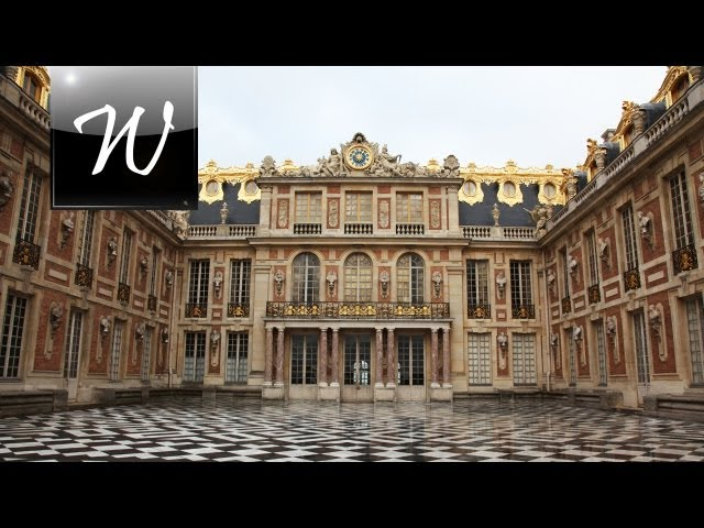  Chateau de Versailles, France [HD] 