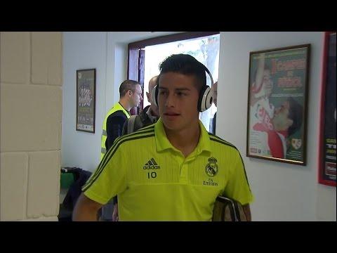 James Rodríguez vs Rayo Vallecano (Away) 15-16 HD 1080i [English Commentary]