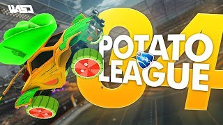 POTATO LEAGUE #34 | Rocket League Funny Moments & Fails