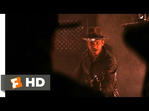 Raiders of the Lost Ark (2/10) Movie CLIP - Nepal Shootout (1981) HD