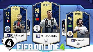 FIFA ONLINE 4: TEST 19TOTY VỚI C. RONALDO 19TOTY - K. MBAPPE 19TOTY & MARCELO - ShopTayCam.com