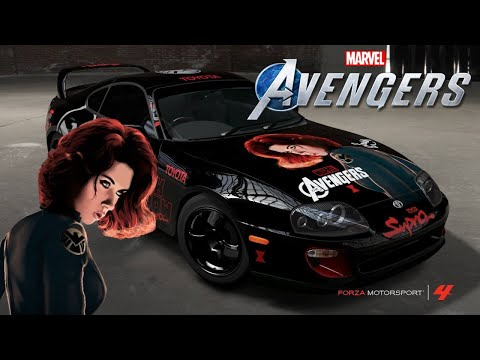 Forza4 The Avengers