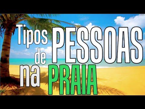 Tipos De Pessoas Na Praia (c  Remedy E Môce Dum Cabréste) video