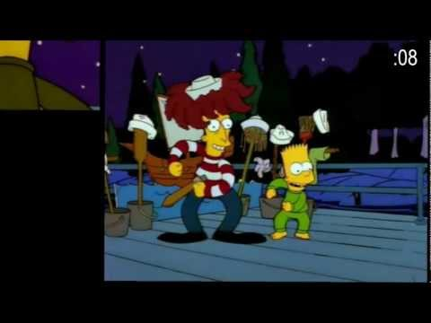 60 Second Simpsons Review - Cape Feare