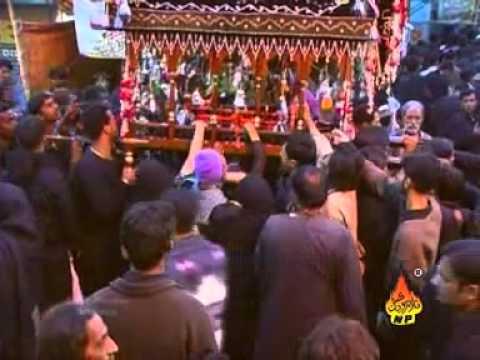 Mukhtar Ali Shedi Noha 2008 Khali Jhula Jhula Kay video