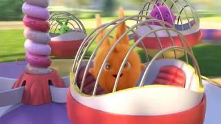 Солнечно Зайчики - Карусель- ловушка  | Забавные мультфильмы для детей | WildBrain
