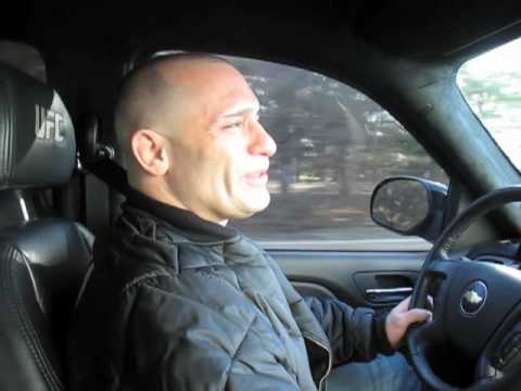 Matt Serra UFC 109 Video Blog - Day 1