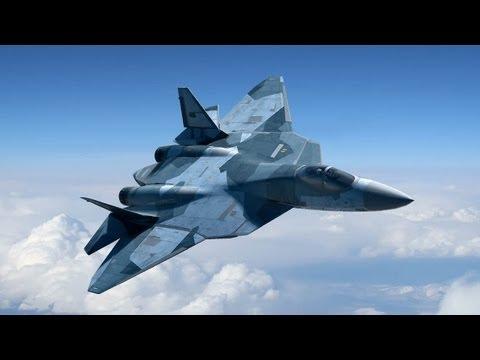 Сухой Т-50 (ПАК ФА) / Sukhoi Т-50 (PAK FA) | HD