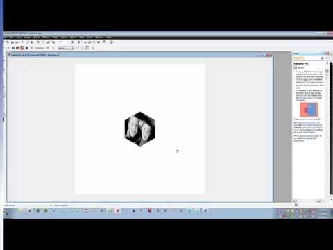 How to use Image Fills in Corel PHOTO-PAINT