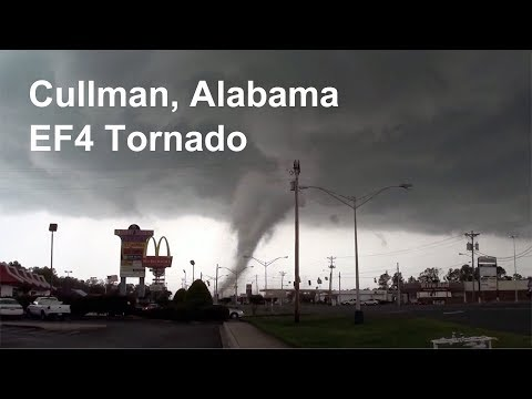 Tornado S April 27 2011 Cullman Alabama F4 Tornado