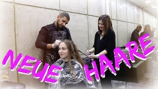 Ich hab neue Haare! Selbst Umstyling | Lena