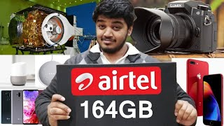ஏழ்ரை Tech News #99 - Airtel 164GB, ISRO PSLV-C41, Google Home & Mini, LG G7 ThinQ, Panasonic Lumix