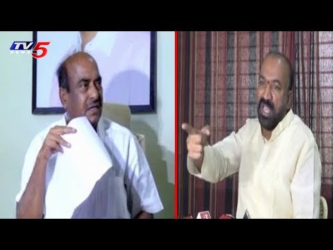 JC Diwakar Reddy Vs Prabhakar Chowdary War Of Words | TV5 News