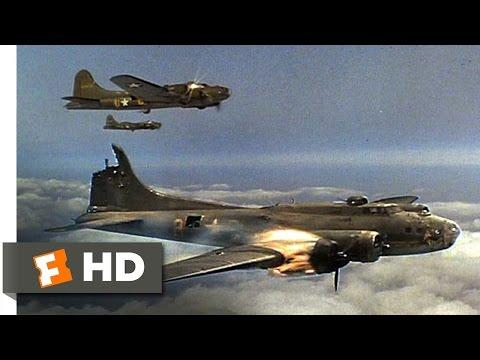 Memphis Belle (9/10) Movie CLIP - Dive (1990) HD