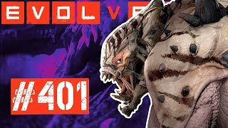 Evolve: White Tiger Goliath King of the Jungle
