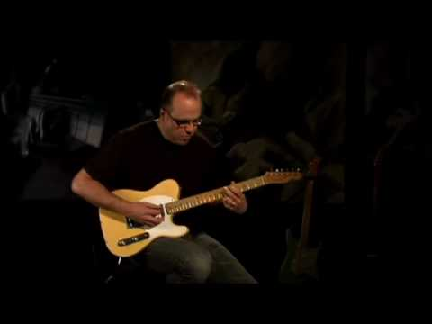 Charlie Christian Licks lesson @ GuitarInstructor.com by Greg Koch (excerpt)